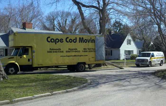 cape cod moving and storage